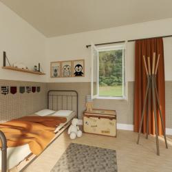 Moustiquaire sur-mesure enroulable fenêtre Kocoon Premium couleur blanc