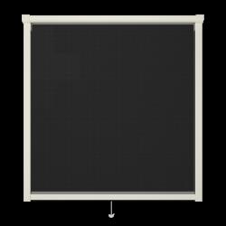 Moustiquaire sur-mesure enroulable fenêtre Kocoon Blanc détaillé 2