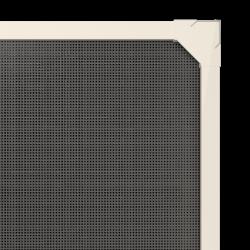 Moustiquaire cadre fixe aimanté pour fenêtre sans perçage Zoom
