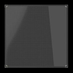 Moustiquaire cadre fixe aimanté pour fenêtre sans perçage Zoom arrière