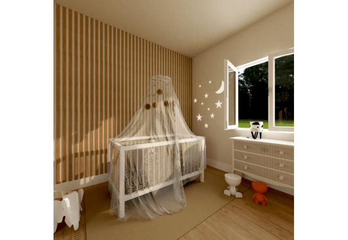 Moustiquaire pour lit et poussette bébé | Merci ! La moustiquaire
